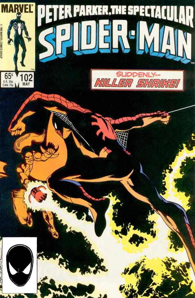 Peter Parker, the Spectacular Spider-Man (1976) #102