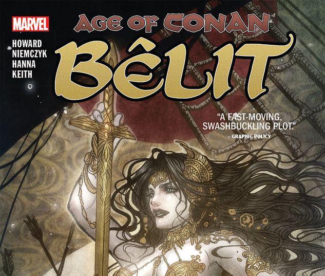 AGE OF CONAN: BELIT TPB #1