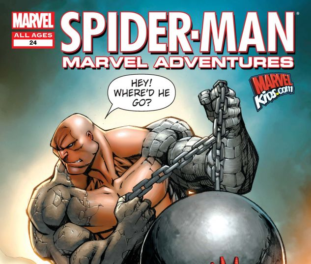 SPIDER-MAN MARVEL ADVENTURES (2010) #24