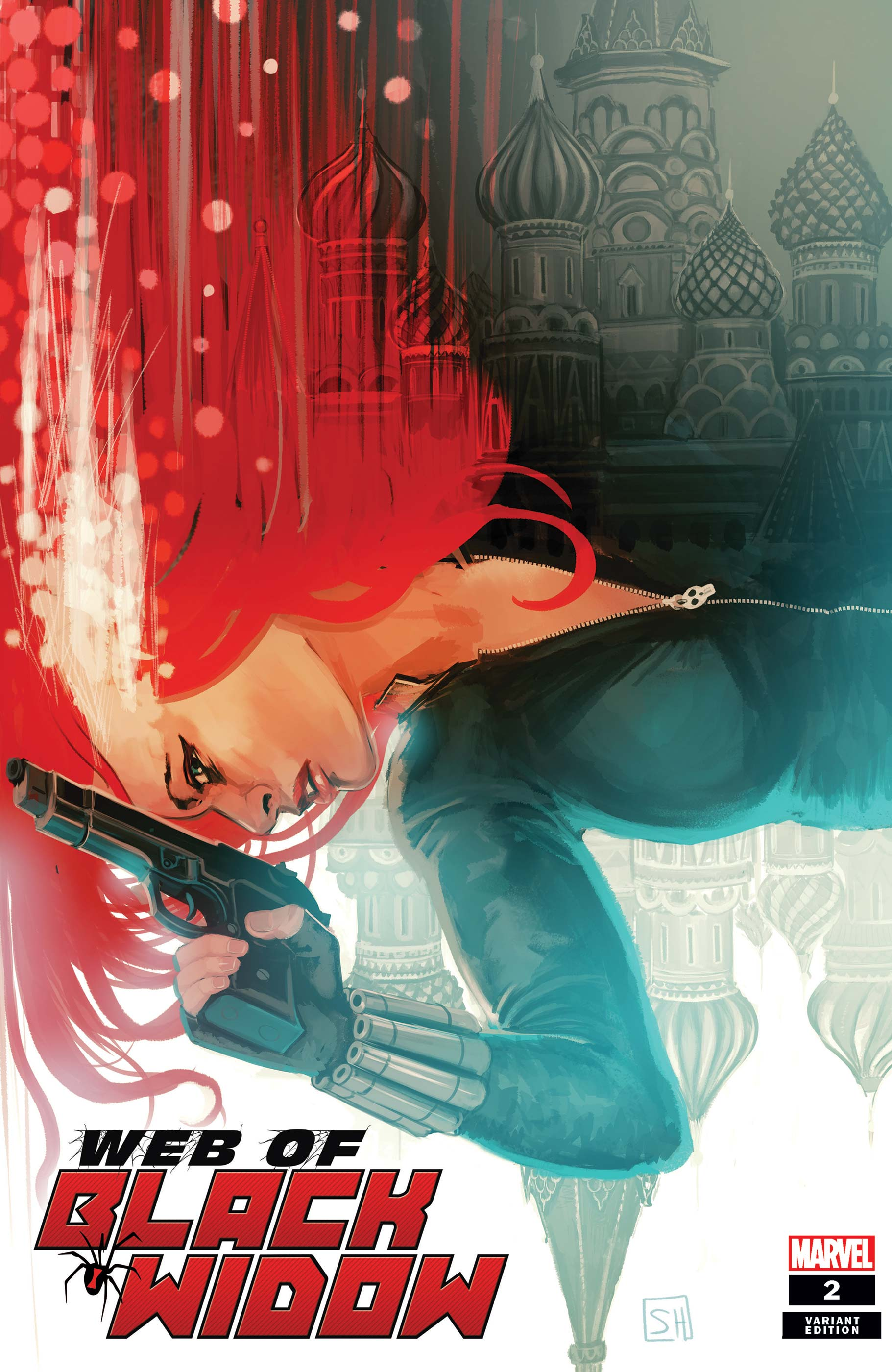 The Web of Black Widow (2019) #2 (Variant)