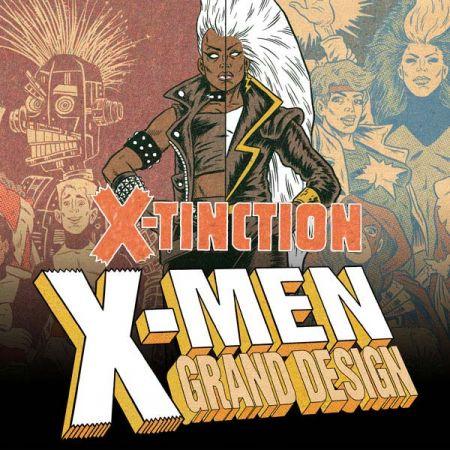 X-Men: Grand Design - X-Tinction (2019)