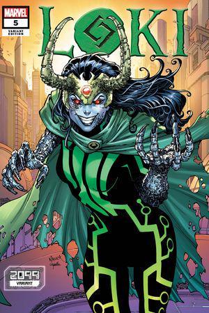 Loki (2019) #5 (Variant)