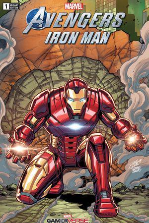 Marvel's Avengers: Iron Man (2019) #1 (Variant)