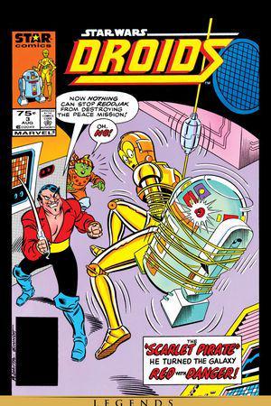 Star Wars: Droids (1986) #3