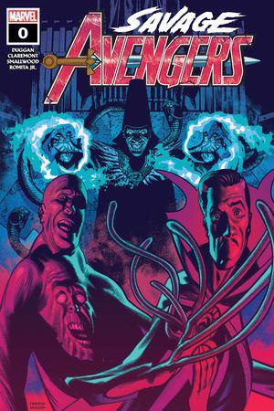 Savage Avengers (2019)