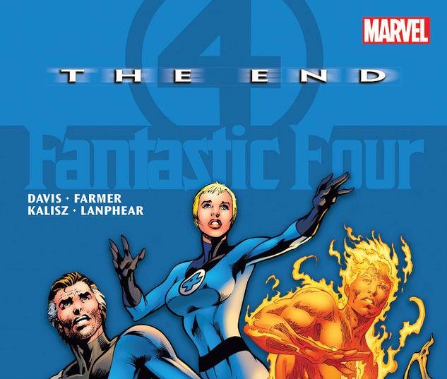 FANTASTIC FOUR: THE END TPB #1