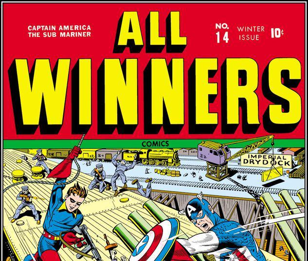 All-Winners Comics #14