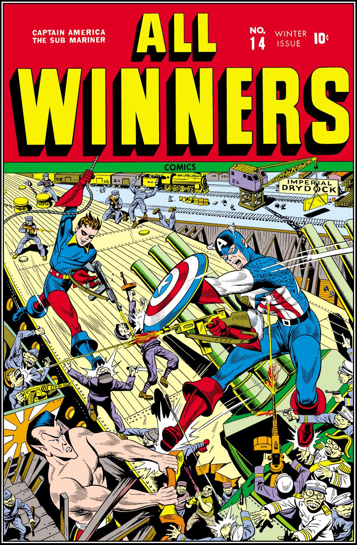 All-Winners Comics (1941) #14