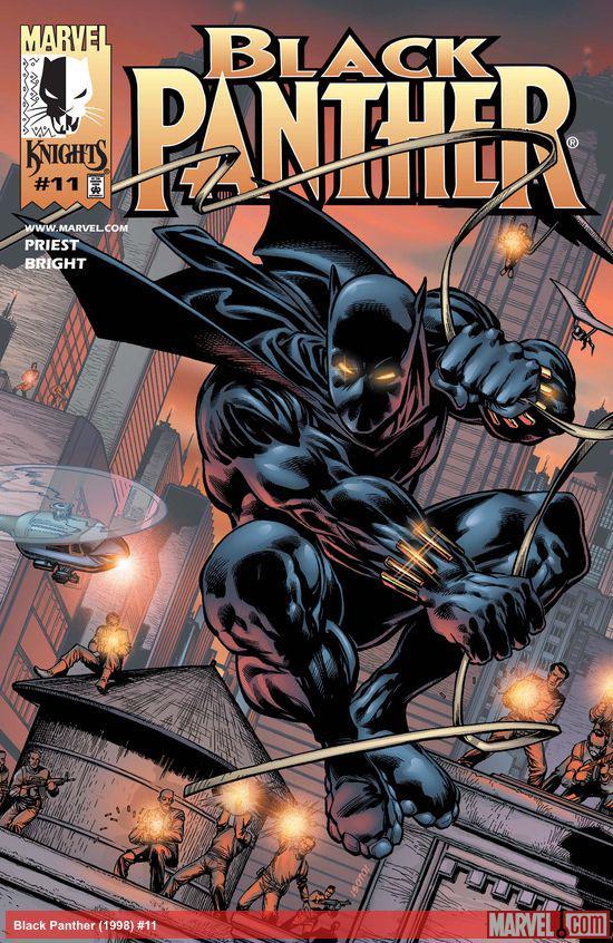 Black Panther (1998) #11