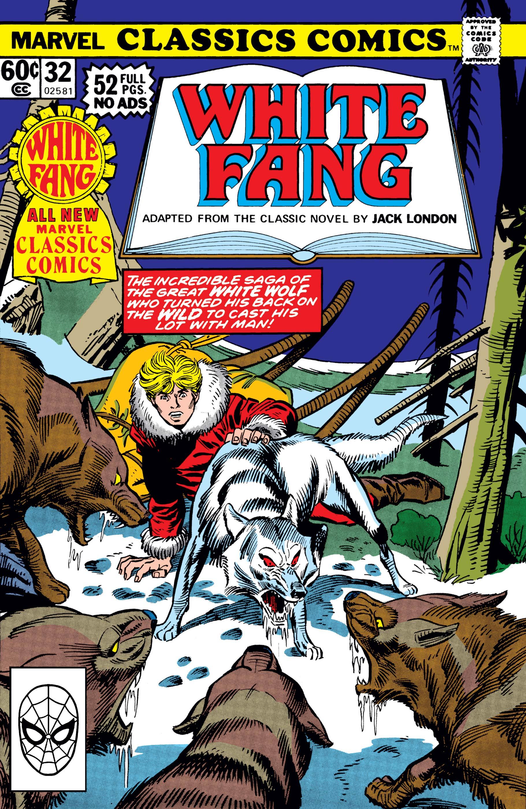 Marvel Classics Comics Series Featuring (1976) #32