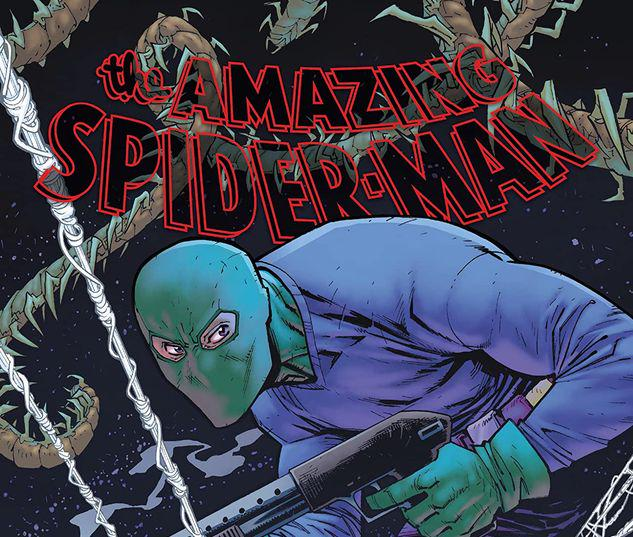 AMAZING SPIDER-MAN BY NICK SPENCER VOL. 9: SINS RISING TPB #9