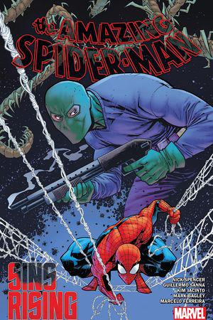 Amazing Spider-Man by Nick Spencer Vol. 9: Sins Rising (Trade Paperback)