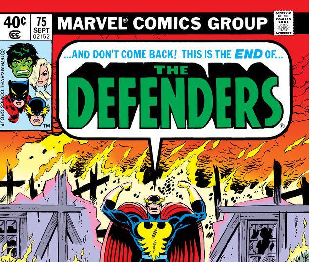 Defenders #75