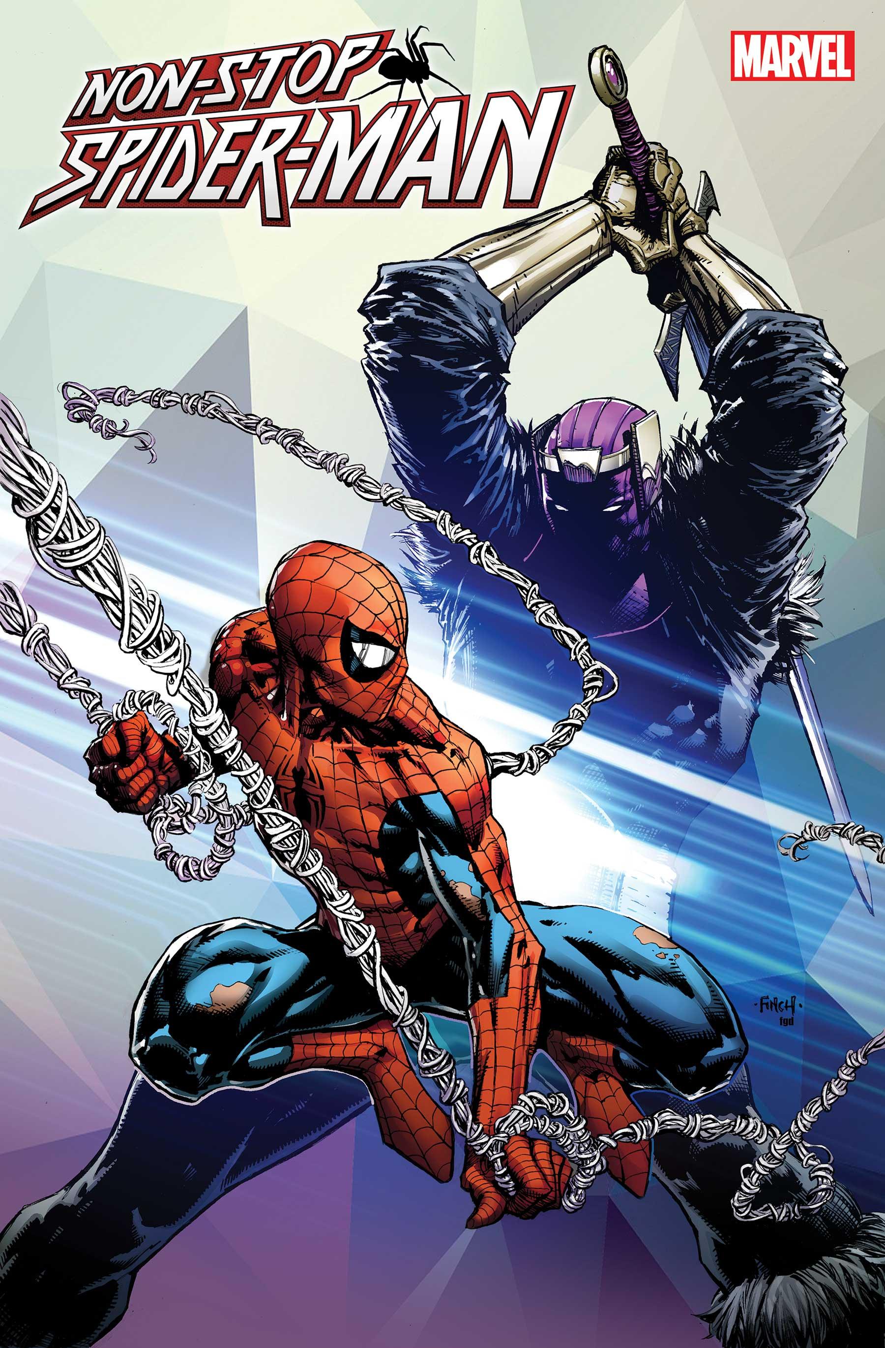 Non-Stop Spider-Man (2021) #4