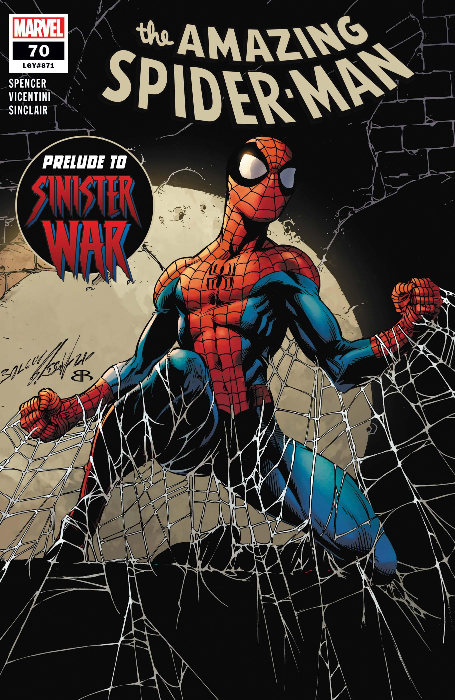 The Amazing Spider-Man (2018) #70