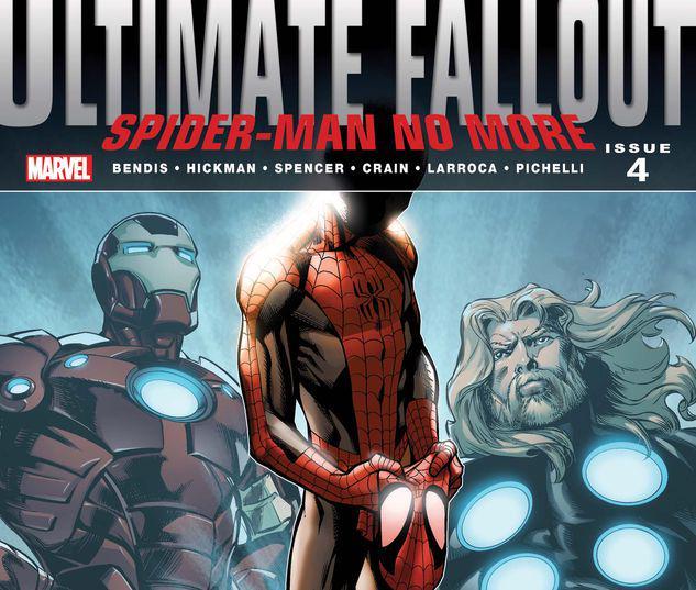 Ultimate Comics Fallout Facsimile Edition #4