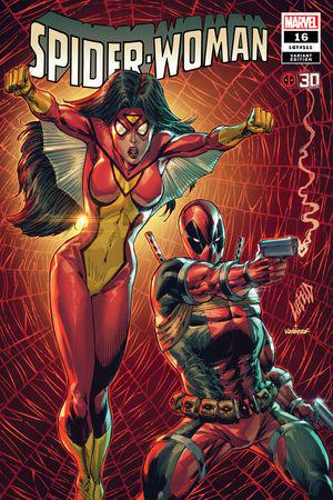 Spider-Woman #16  (Variant)