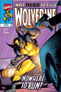 Wolverine (1988) #120