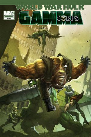 World War Hulk: Gamma Corps #4