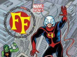 FF 2012 Cover #1