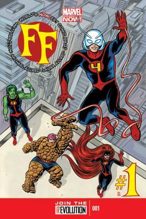 FF (2012) #1