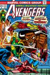 Avengers (1963) #121 Cover