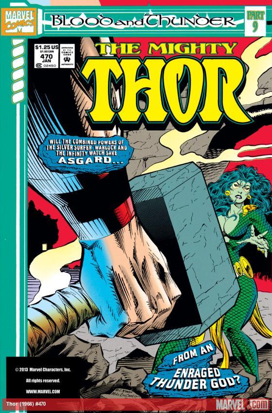 Thor (1966) #470