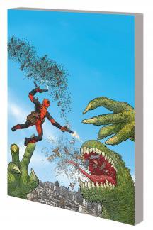 Deadpool Vol. 1: Dead Presidents (Trade Paperback)