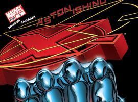 Astonishing X-Men (2004) #5