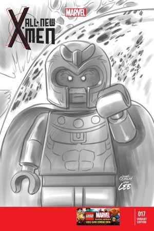 All-New X-Men (2012) #17 (Castellani Lego Sketch Variant)