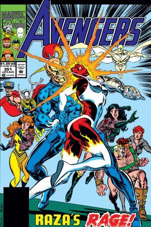 Avengers (1963) #351
