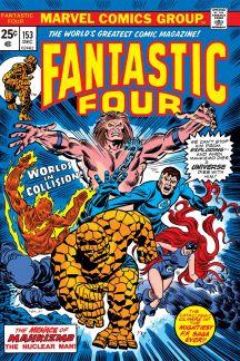 Fantastic Four (1961) #153