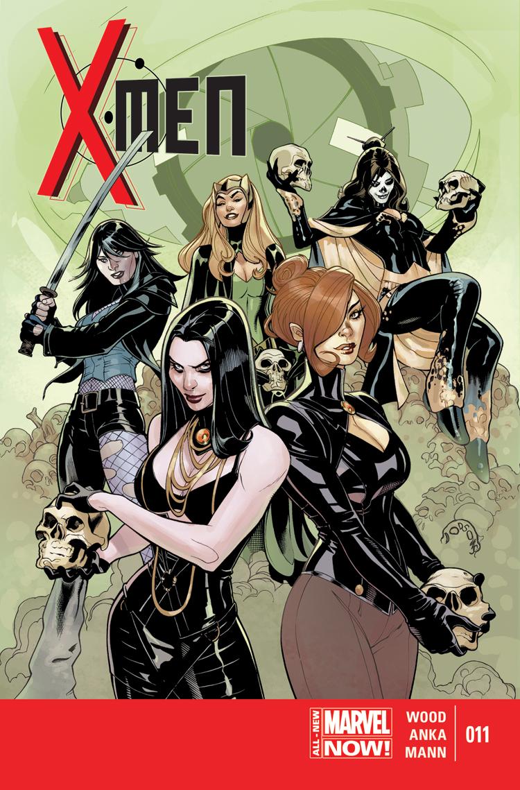 X-Men (2013) #11