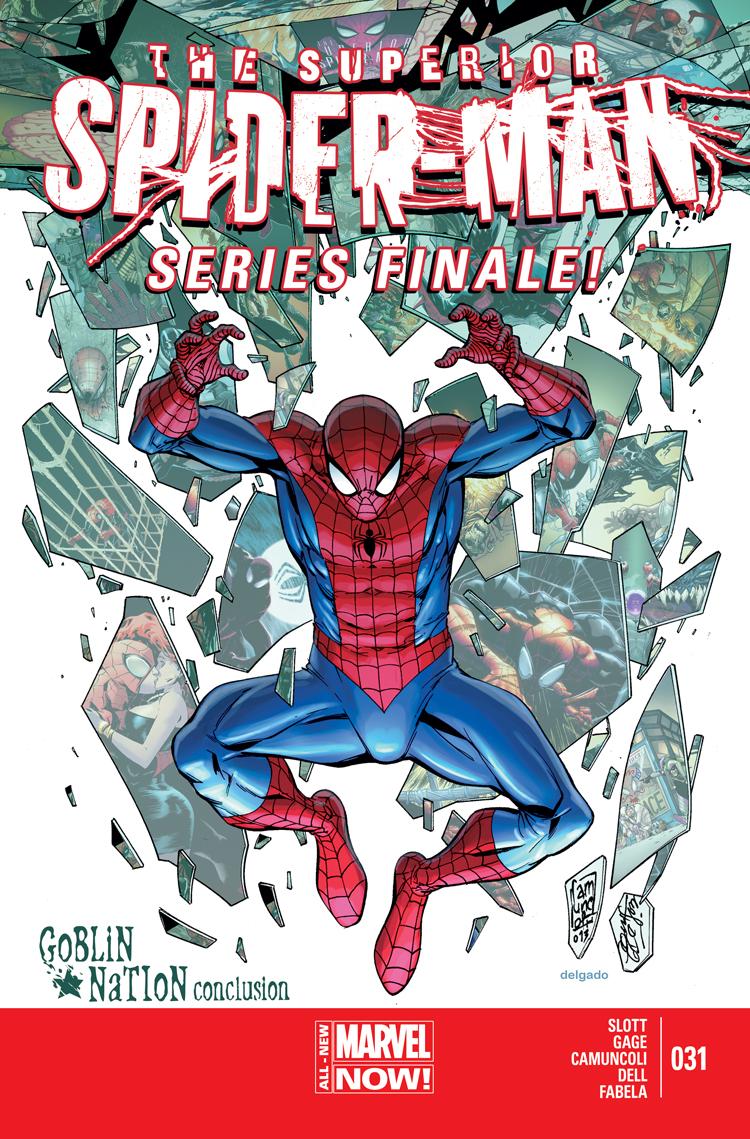 Superior Spider-Man (2013) #31