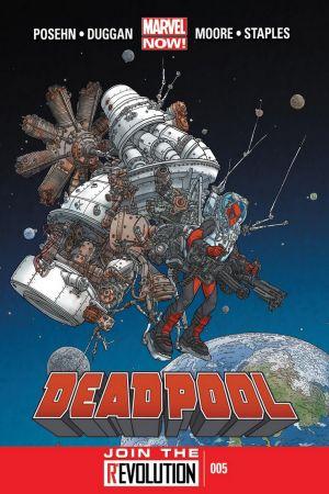 Deadpool (2012) #5