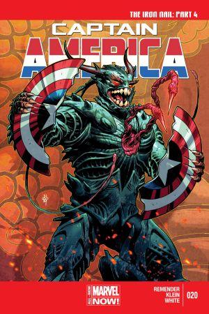 Captain America (2012) #20