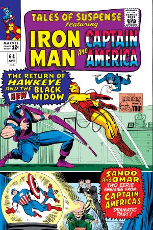 Tales of Suspense (1959) #64