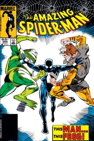 The Amazing Spider-Man #266