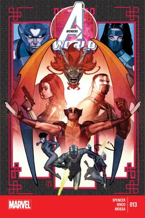 Avengers World (2014) #13