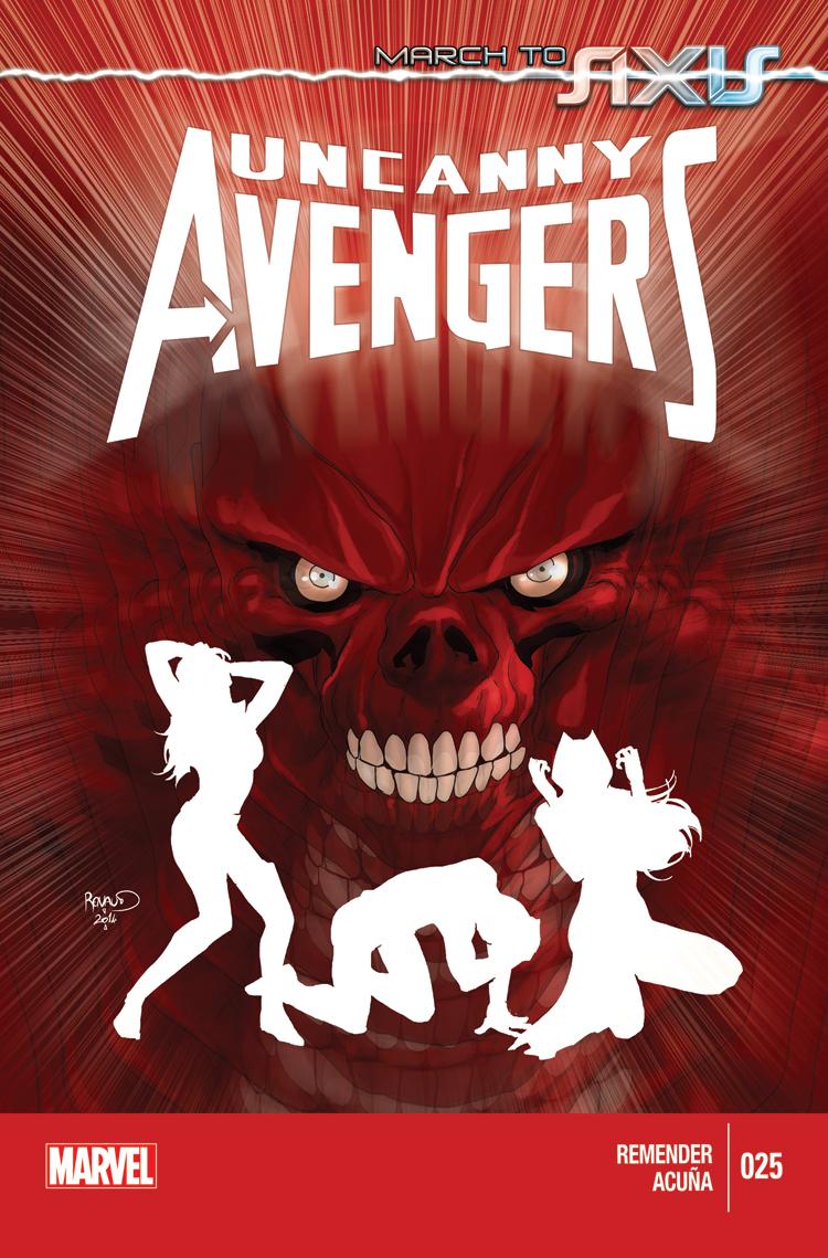 Uncanny Avengers (2012) #25