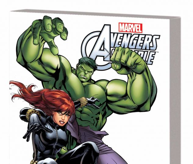MARVEL UNIVERSE AVENGERS ASSEMBLE VOL. 3 DIGEST