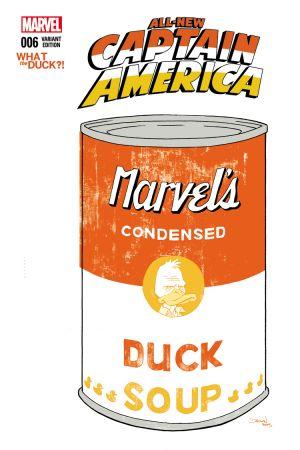 All-New Captain America (2014) #6 (Shalvey Wtd Variant)