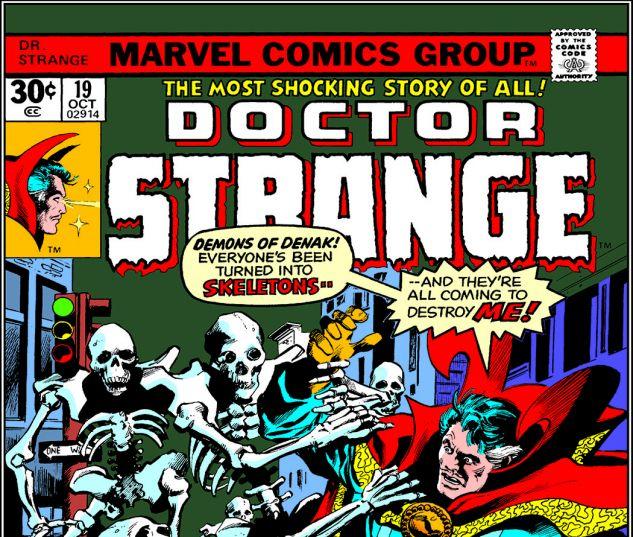 Dr. Strange (1974) #19