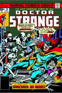Doctor Strange (1974) #19