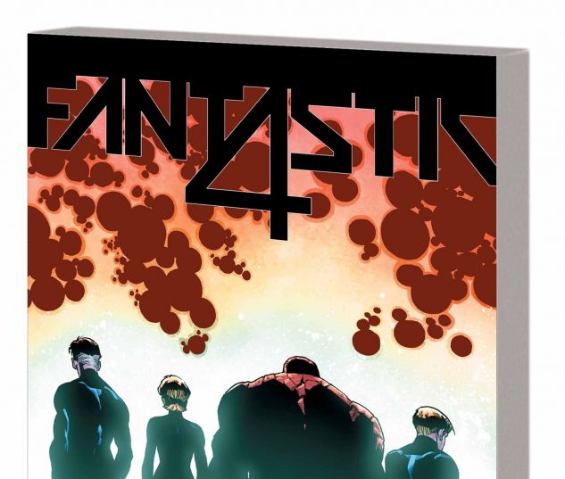 FANTASTIC FOUR VOL. 4: THE END IS FOUREVER TPB