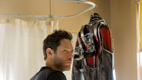 Ant-Man recruitment featurette