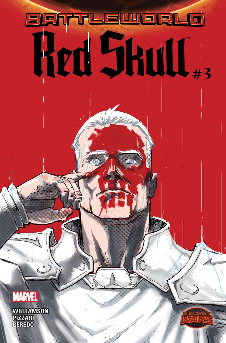 Red Skull (2015) #3