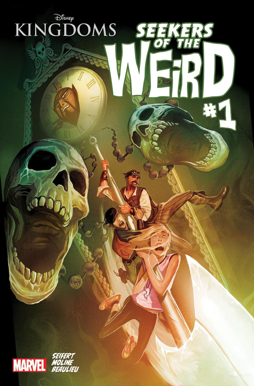 Disney Kingdoms: Seekers of the Weird (2014) #1