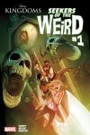 cover from Disney Kingdom's Seekers of the Weird (2014) #1