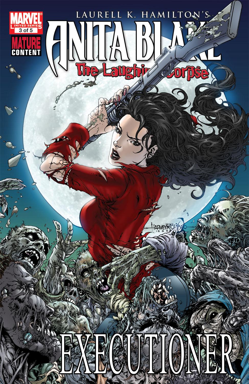 Anita Blake: The Laughing Corpse - Executioner (2009) #3